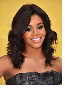 Three-time U.S. Olympic gold medalist Gabby Douglas announced on Good Morning America that she is teaming up with Hack Harassment to serve as the organization's first Change Ambassador.