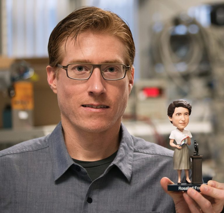 Bobbleheads as Tools to Test Neuromorphic Chips