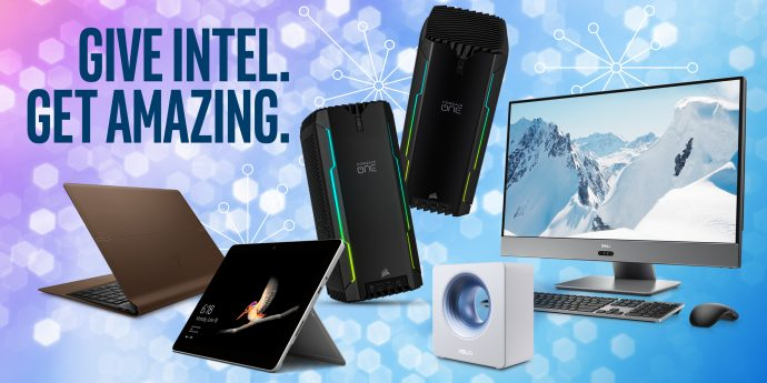 intel holiday 2018 look book
