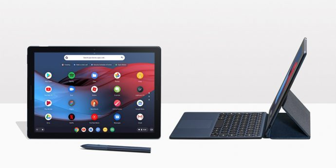 Google Announces New Pixel Slate Powered by 8th Gen Intel Core