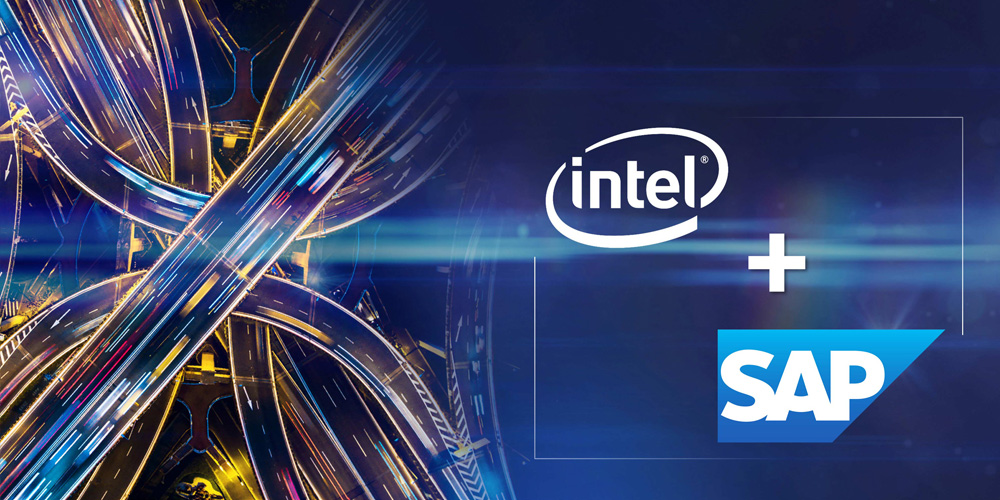Intel SAP Sign Joint Technology Partnership