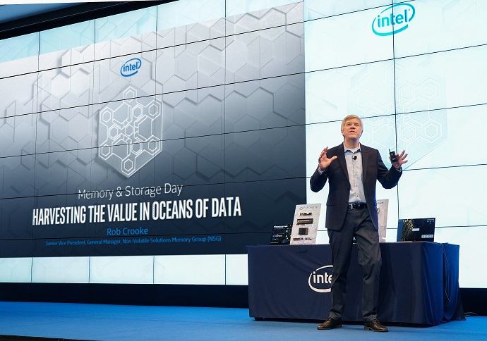 Intel Accelerates Data-Centric Technology with Memory and Storage Innovation