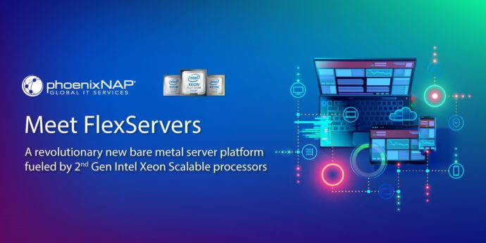 FlexServers Launch 1200x628