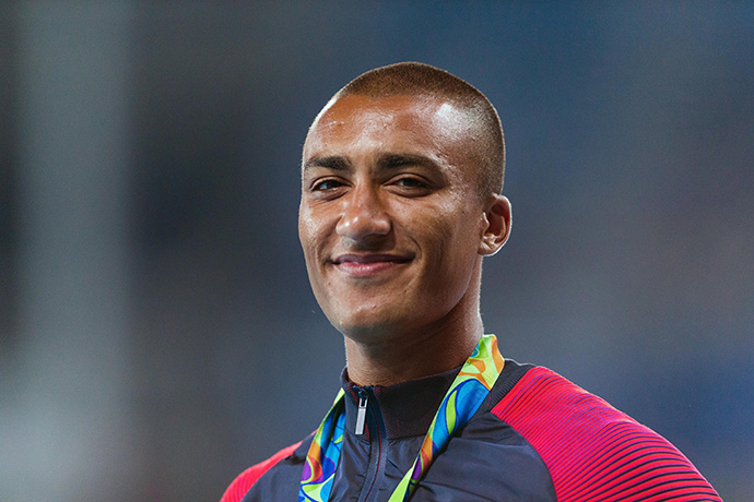 Ashton Eaton Intel
