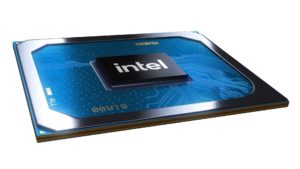 Intel DG1 chip 1
