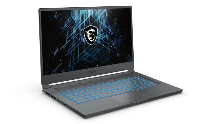 MSI New Stealth 15M 1